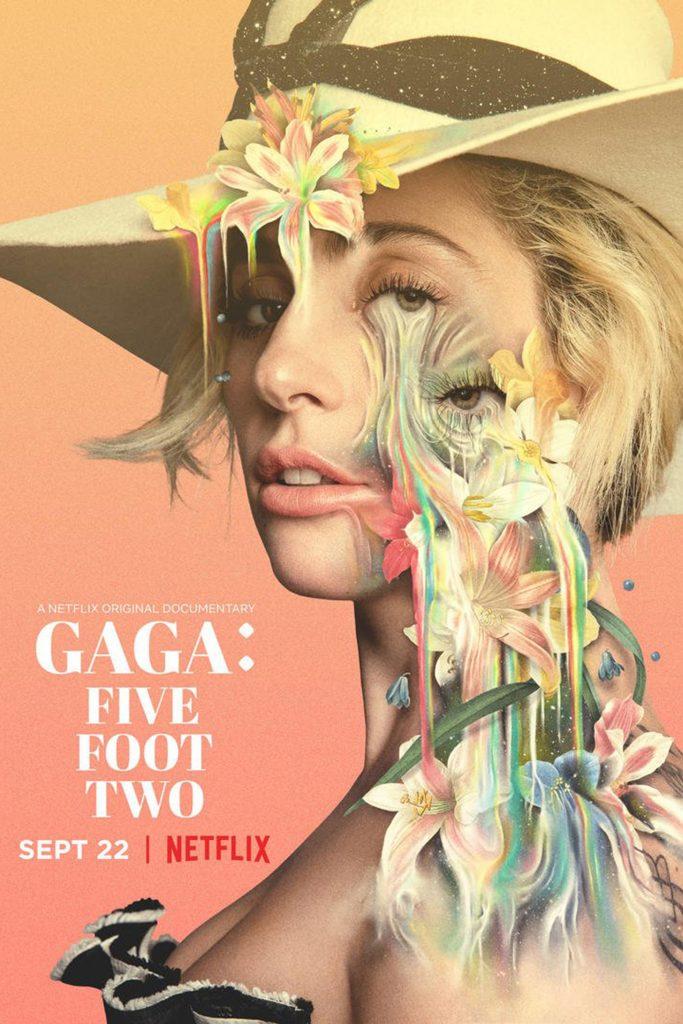 """Plakat filmu """"Gaga: Five Foot Two"""""""