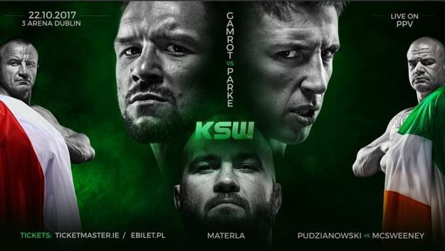 KSW 40, IPLA, Mariusz Pudzianowski