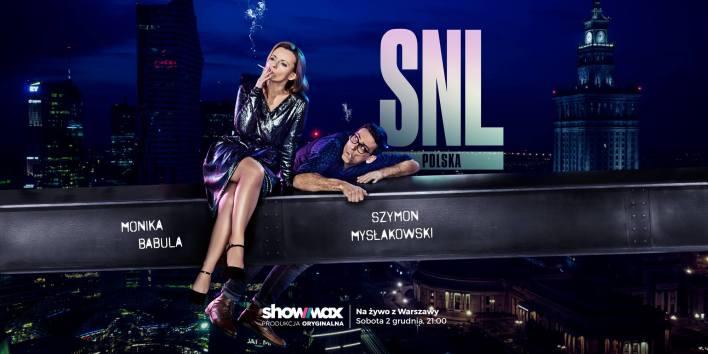"""Monika Babula i Szymon Mysłakowski w obsadzie """"SNL Polska"""""""