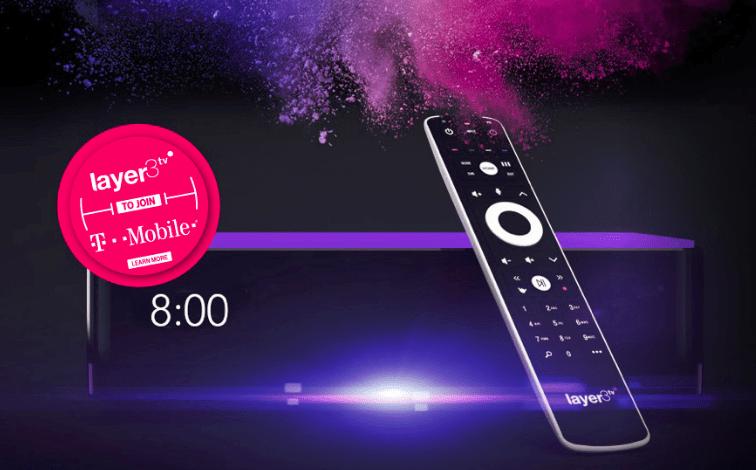 T-Mobile, telewizja online, Layer3 TV