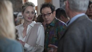 """Photo of Sharon Stone w nowym serialu """"Mozaika"""" (Mosaic) w HBO GO"""