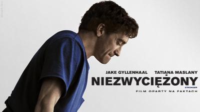 Jake Gyllenhaal w filmie Niezwyciężony w serwisie Cineman VOD
