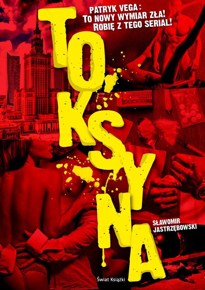 Toksyna pojawi się jako serial na platformie Showmax?