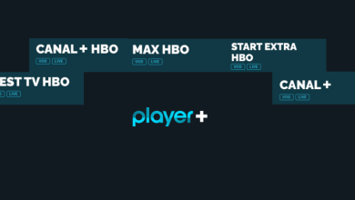 Player+, Canal+, HBO