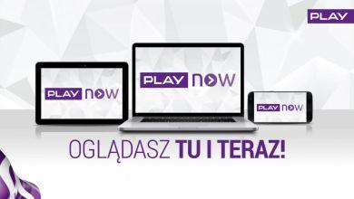 Play Now, internetowa telewizja