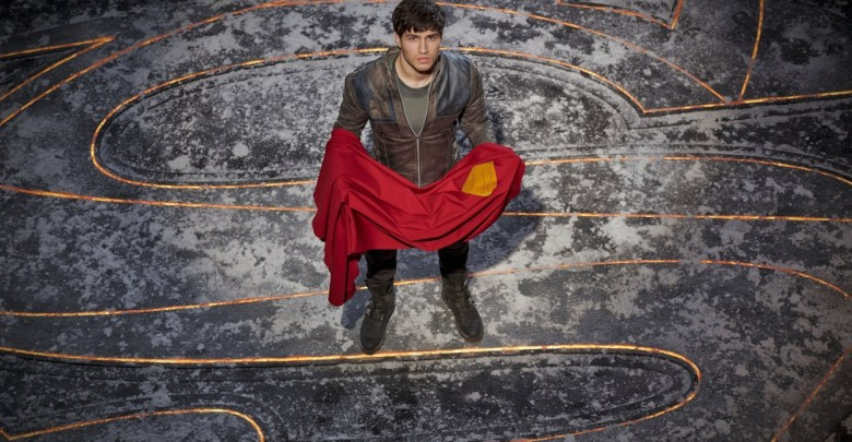 Krypton, HBO GO, Smallville, SUperman