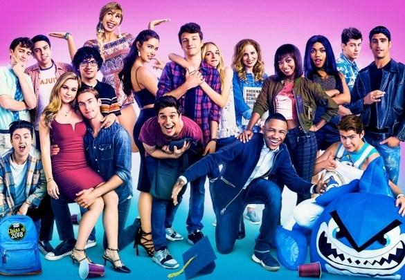 All Night , HBO GO, Serial młodzieżowy