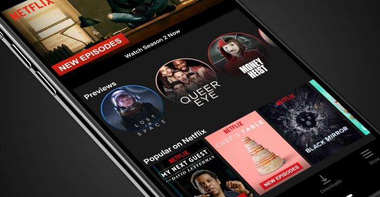 Netflix, Migawki, poglądy mobilne