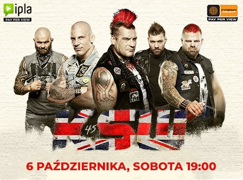 KSW 45, Karol Bedorf, Michał Materla, Popek Monster