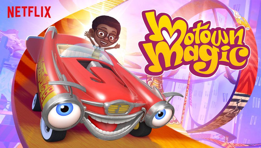 Netflix, Serial animowany, Motown Magic