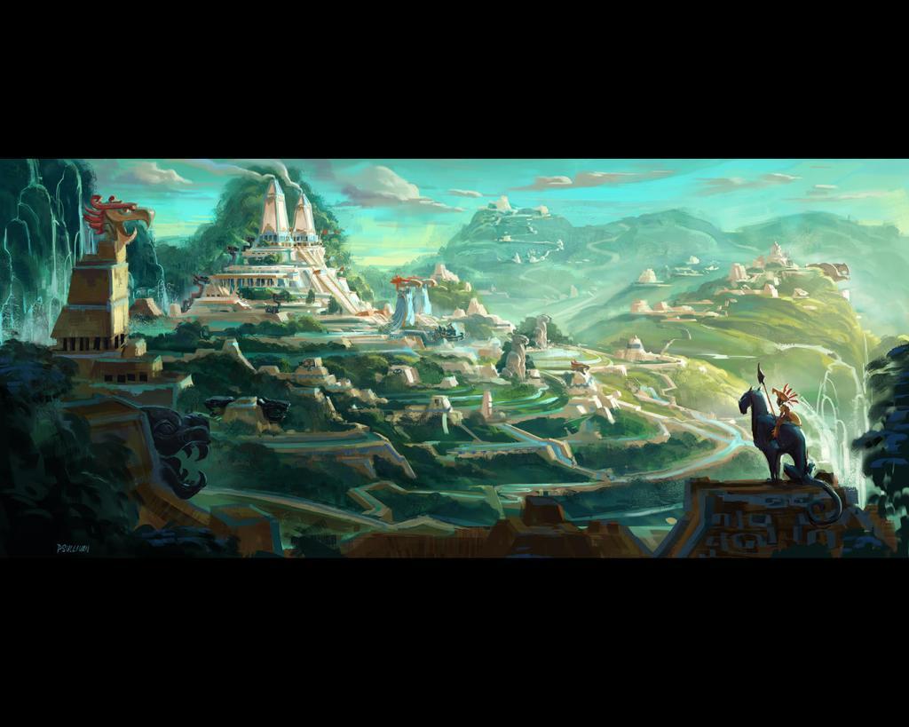 Jorge Gutierrez, Maya and the Three, Netflix, film animowany