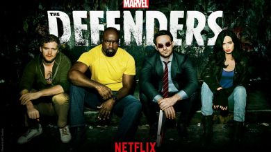 Netflix, Jessica Jones, Luke Cage, Iron Fist, Daredevil, The Defenders, Marvel