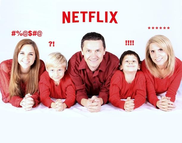 Netflix, The Umbrella Academy, Lucyfer, Bates Motel, Suburra, The Crown