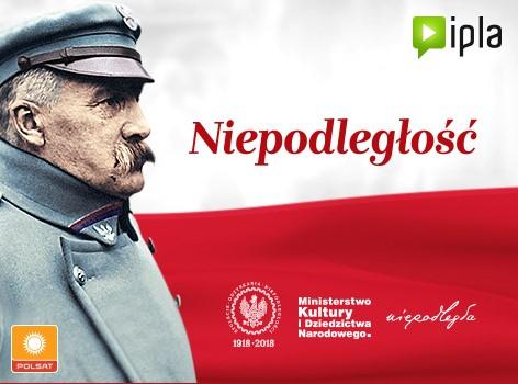 """W internetowej telewizji IPLA do zobaczenia film """"Niepodległość"""""""