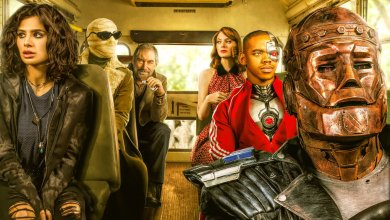 """Superbohaterowie szturmują HBO GO. Do zobaczenia """"Krypton"""" i """"Doom Patrol"""""""
