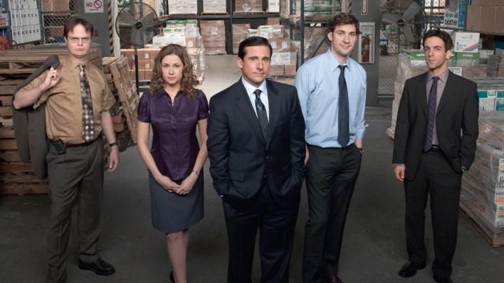 Serial Biuro od NBCUniversal może zniknąć z platformy Netflix
