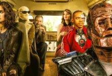 Opowieść podręcznej, Doom Patrol, Euforia, Mr. Robot, HBO GO, Seriale HBO