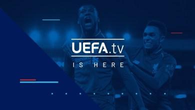 Startuje darmowy serwis UEFA TV
