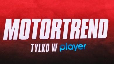 Photo of MotorTrend już zadebiutował w serwisie Player. Co w ofercie?
