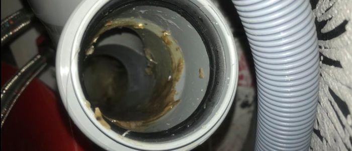 Стенка канализации внутри - Водовед