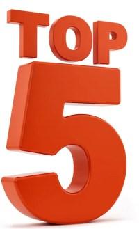 Top 5 beste supplementen