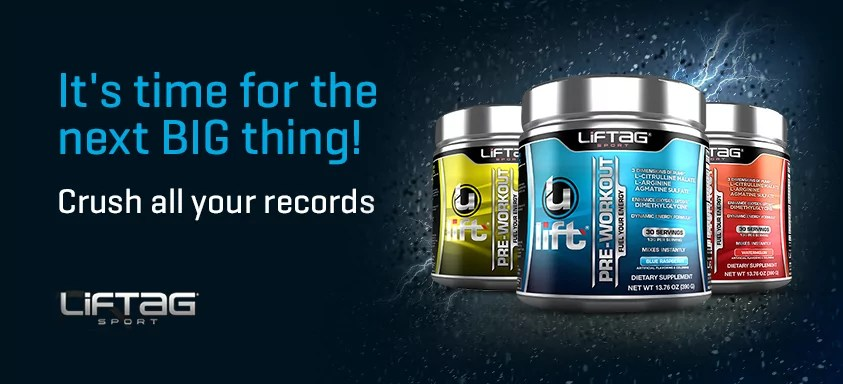 Ulift pre workout