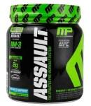 Assault Pre Workout review - Musclepharm