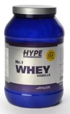 nr 1 whey hype nutrition