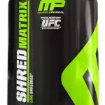 Shred Matrix review - Musclepharm