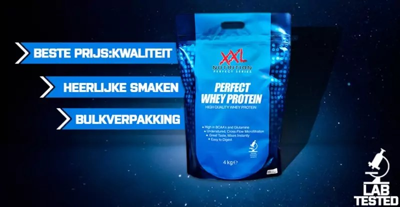 perfect whey protein ervaring