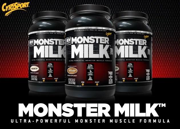monster milk review