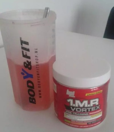 review 1 MR Vortex BPI Sports