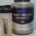Whey Isolaat Advanced review - Body en Fitshop