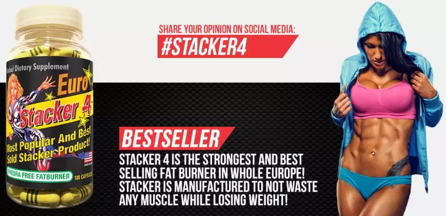 stacker 4 fatburner