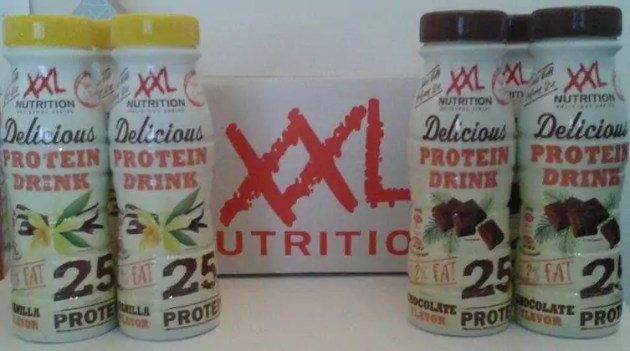 delicious protein drink review en ervaring