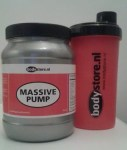 Massive Pump review - Bodystore