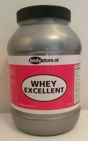 Whey Excellent review