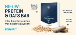 protein & oats bar review