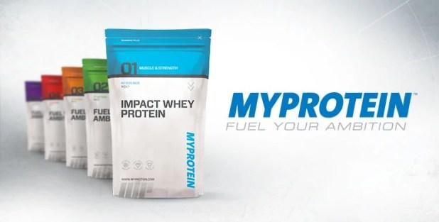 myprotein banner