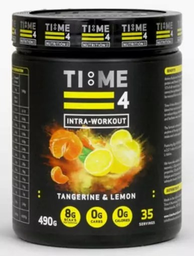 Time4Nutrition Intra Workout
