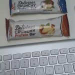 Delicious Crunchy Protein Bar review - XXL Nutrition