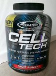 Cell-Tech review - Muscletech