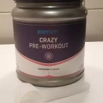 Crazy Pre Workout review - Body & Fitshop