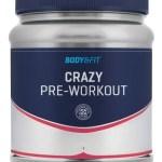 Crazy Pre Workout