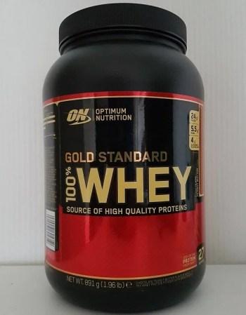 optimum nutrition whey