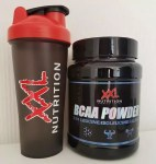 BCAA Powder review - XXL Nutrition