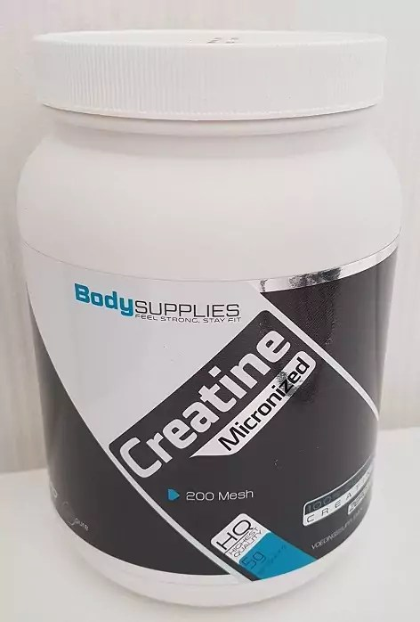 body supplies creatine micronized review