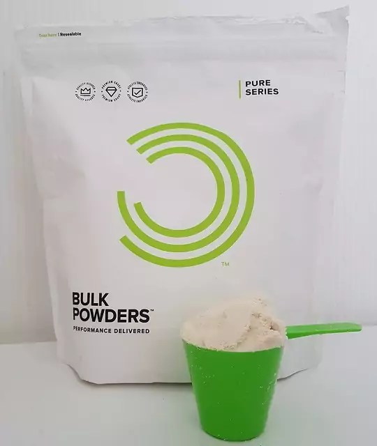 pure whey review bulk powders
