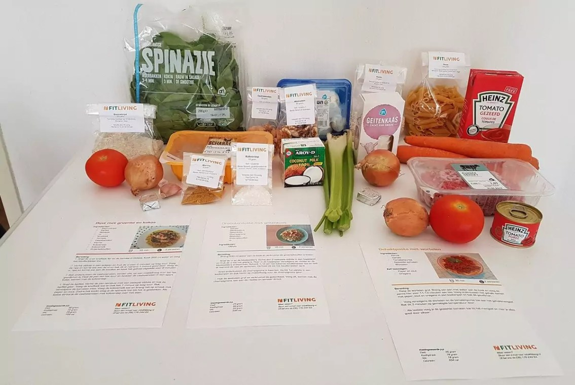 fitliving maaltijdboxen review