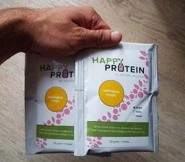 happy protein ervaring